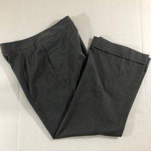 Venezia Women's Gray Dress Pants